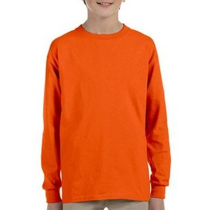 Gildan� Ultra Cotton Youth Long Sleeve T-shirts