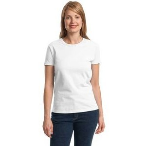 Gildan Ladies' 6.1 Oz. Ultra Cotton T-Shirt - White