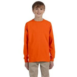 Gildan Long Sleeve Youth T-Shirt - Colors